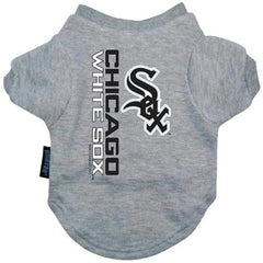 Chicago White Sox Dog Tee Shirt - Small