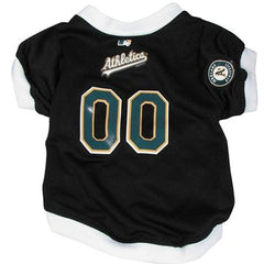 Oakland Athletics Dog Jersey - Large