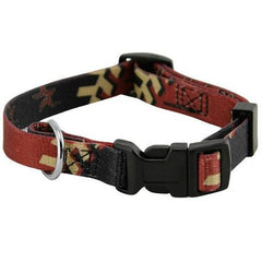 Houston Astros Dog Collar - Small