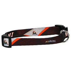 Miami Marlins Dog Collar - Small