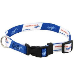 Los Angeles Dodgers Dog Collar - Large