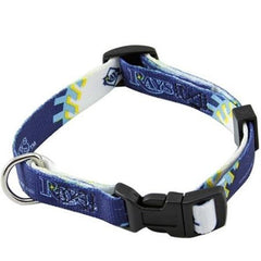 Tampa Bay Rays Dog Collar - Small