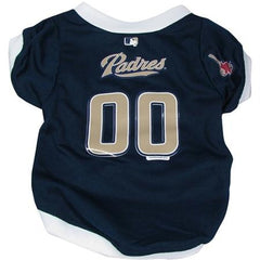 San Diego Padres Dog Jersey - Medium
