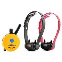 2 Dog Mini Educator E-Collar 1-2 Mile Remote Dog Trainer