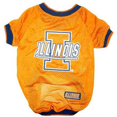 Illinois Fighting Illini Jersey Small