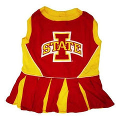 Iowa State Cyclone Cheer Leading SM