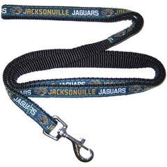 Jacksonville Jaguars NFL Dog Leash - Medium