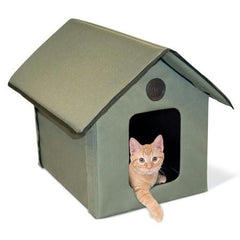Outdoor Kitty House