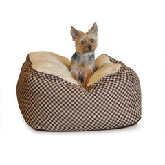 Deluxe Cuddle Cube - Medium/Brown