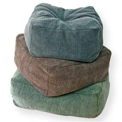 Cuddle Cube Dog Bed - Large/Green