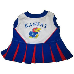 Kansas Jayhawks Cheer Leading SM