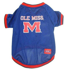 Mississippi Ole Miss Jersey Large