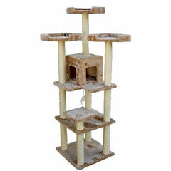 Majestic 80 Inch Casita Cat Tree