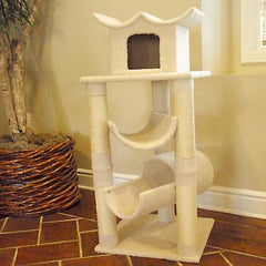 Majestic 47 Inch Bungalow Cat Tree