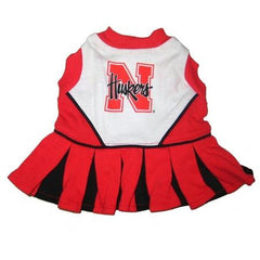 Nebraska Corn Huskers Cheer Leading SM