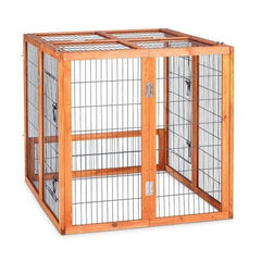 Pet Products Rabbit Playpen - Small