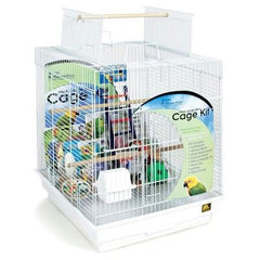 Avian Essentials Playtop Bird Cage Kit