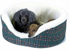 Pet Couch - Large/  Olive