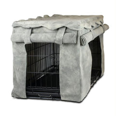 Cabana Pet Crate Cover - Small-Chaparral