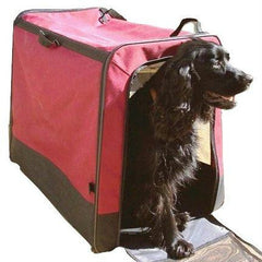 Collapsible Travel Dog Crate - Large