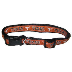 Texas Longhorns Collar Small