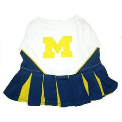 Michigan Wolverines Cheer Leading SM