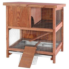 Heavy Duty Townhouse Rabbit Hutch