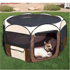 Deluxe Pop Up Pet Pen - Large