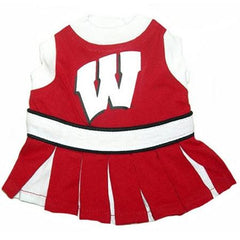 Wisconsin Badgers Cheer Leading XS