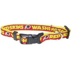 Washington Redskins NFL Dog Collar - Large