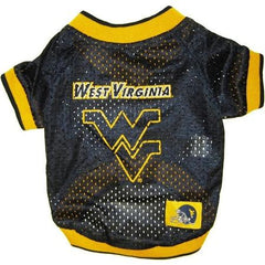 West Virginia University Jersey Large