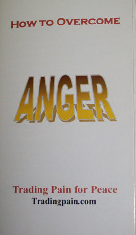How to Overcome Anger (20/pkg)