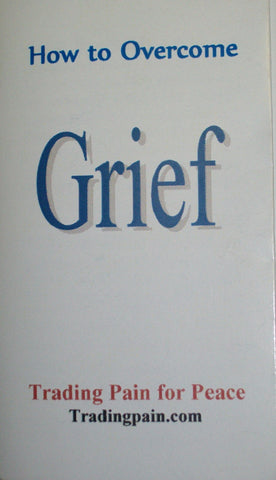 How to Overcome Grief (20/pkg)