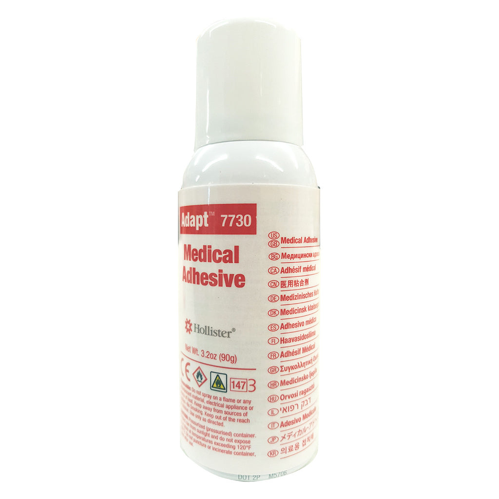 Hollister 7730 Medical Adhesive Spray - 3.2 oz Can