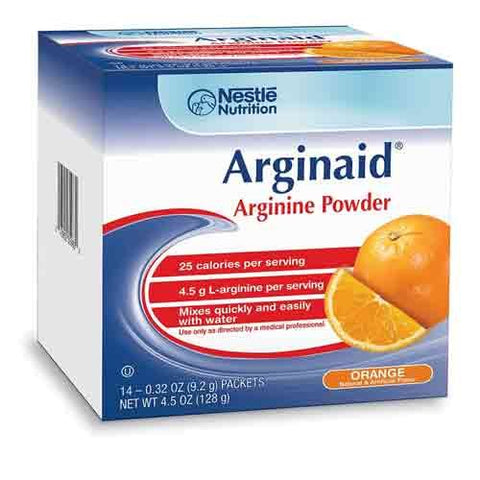 Arginaid Orange (Case of 56 packets)