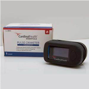 Cardinal Health Digital Portable Fingertip Pulse Oximeter