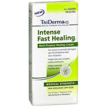 TriDerma Intense Fast Healing Cream 2.2oz