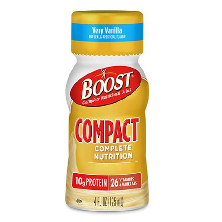 Oral Supplement BOOST® Compact 4 oz. Bottle Ready to Use