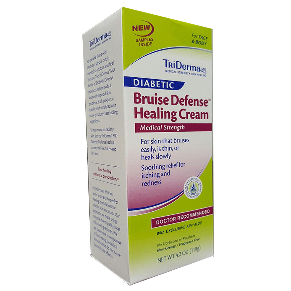 TriDerma Bruise Defense Healing Cream