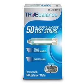 TRUEbalance Glucose Test Strips (50 to 4000 Count) Bundle Specials