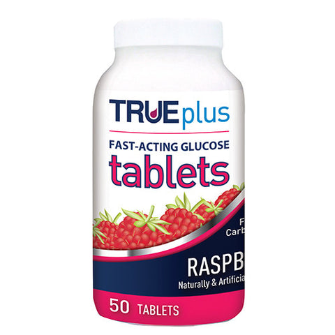 TRUEplus Glucose Tablets 50 Tablets
