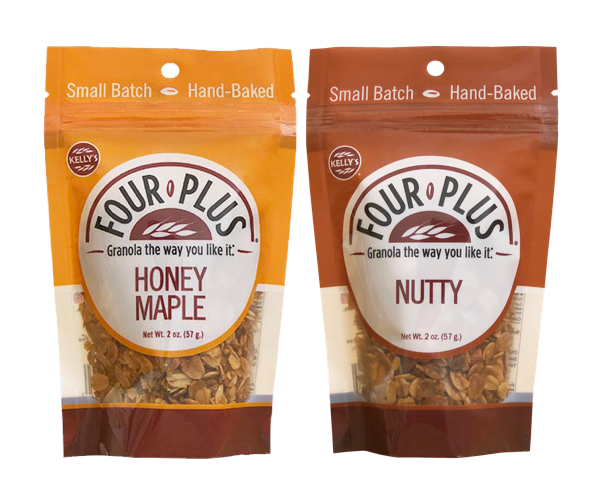 Honey Maple - Nutty 2 oz. Sampler
