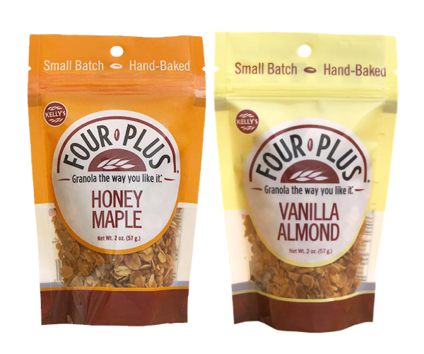 Honey Maple - Vanilla Almond 2 oz. Sampler
