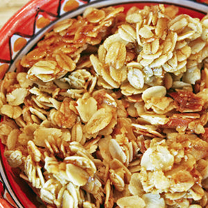 Kelly's Four Plus Honey Maple Granola