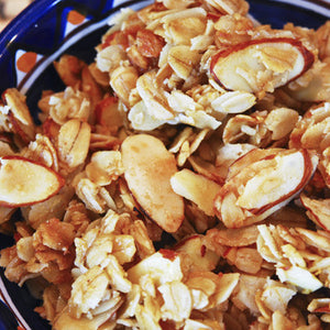 Kelly's Four Plus Vanilla Almond Granola
