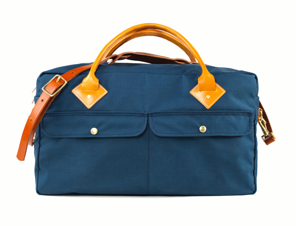 CANVAS WEEKENDER-DON BLUE