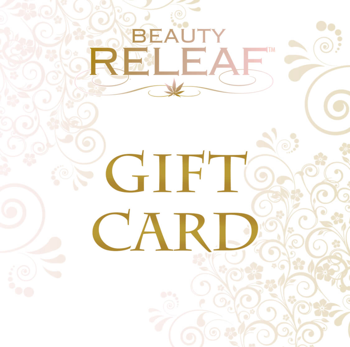 Beauty Releaf Gift Card