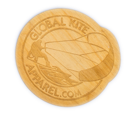 Global Kite Apparel Placemat supporting Global Marine Protection Initiatives