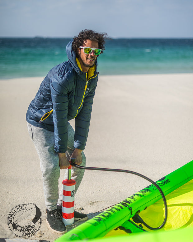 Global Kite Apparel Men's Sessions Jacket ...Your Kitesurfing Lifestyle in Synergy...