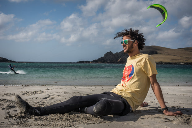 Global Kite Apparel Men's T's ....Your Kitesurfing Lifestyle in Synergy...